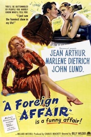 A Foreign Affair | Watch Movies Online